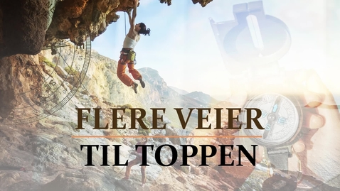 Thumbnail for entry Flere veier til toppen