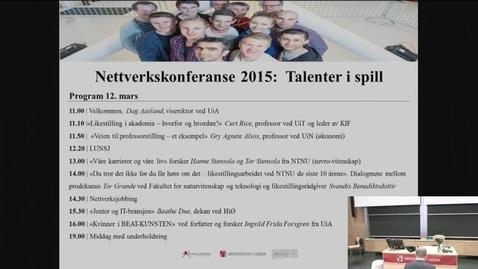 Thumbnail for entry Velkommen