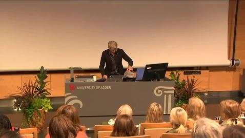 Thumbnail for entry Pelle Sandstrak - Åpningsforedrag ved Sørlandsk Lærerstevne 2019