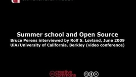 Thumbnail for entry Open Source - Open Science  - Bruce Perens interview 1