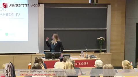 Thumbnail for entry 9 - Helle Ingeborg Mellingen