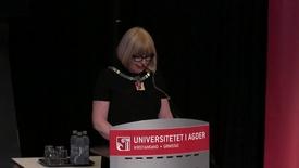 Thumbnail for entry Studiestart Grimstad 2013 - Torunn Lauvdal