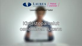Thumbnail for entry Certified Tutor -koulutus tietoiskuvideo: Kirjastopalvelut osaamisen tukena - Kaisa Puttonen