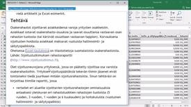 Thumbnail for entry Tehtävä 2a