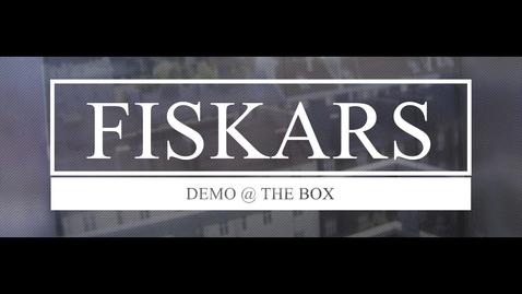 Thumbnail for entry Fiskars Box Demo