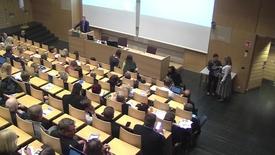 Thumbnail for entry Tulevaisuusfoorumin avaus, rehtori Teemu Kokko