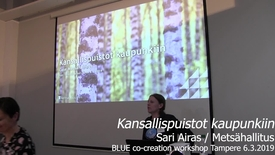 Thumbnail for entry Sari Airas Metsähallitus WS BLUE 6.3.2019