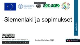 Thumbnail for entry Siemenlaki ja sopimukset (2019)