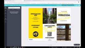 Thumbnail for entry DLB-hankkeen mainospohjien esittely