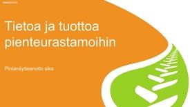 Thumbnail for entry Pintanäytteenotto sika (Suomeksi)