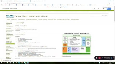 Thumbnail for entry Geenivara-alan toimijat - geenipankit ja varmuuskokoelmat