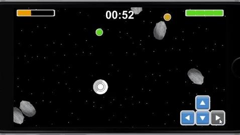 Thumbnail for entry Mobiilipelin ohjelmoinnin perusteet -opintojakson harjoitustyöesimerkki