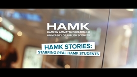 Thumbnail for entry HAMK Stories