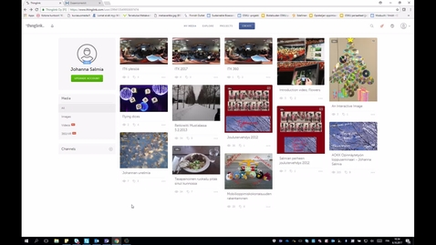 Thumbnail for entry Interactive images - Thinglink tool