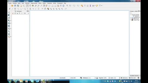 Thumbnail for entry tarkkojen korkeuskäyrien piirto QGIS-paikkatieto-ohjelmalla