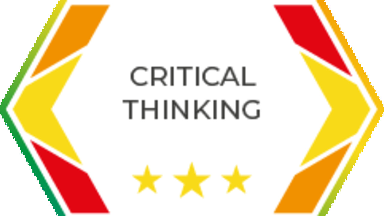 SOSTRA Critical thinking