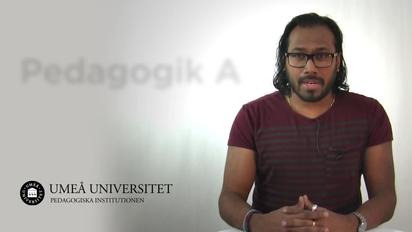 Video thumbnail for Pedagogik A 8324dec1ca1cc