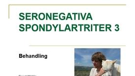 Miniatyr för inlägg T8 Reumatologi - Spondartriter BWahlin del3 feb2015 13min.mp4