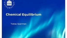 Miniatyr för inlägg 2. Equilibrium