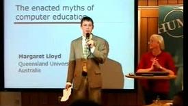"Miniatyr för inlägg 040601 Lloyd: ""The Enacted Myths of Computer Education"""