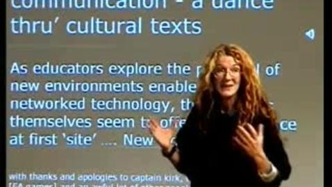 "Miniatyr för inlägg 040224 truna: ""affordances of connectivity and communication - a dance thru' cultural texts"""