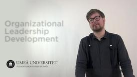 Miniatyr för inlägg Organizational Leadership Development