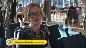 Thumbnail for entry Lärande och erfarenhetsåterföring från naturolyckor som skadar landinfrastrukturen i Sverige