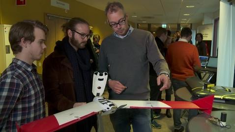 Thumbnail for entry Film om Högskoleingenjörsprogrammet i Lantmäteriteknik och Geografisk IT