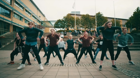 Thumbnail for entry Danspedagogprogrammet, Street dance