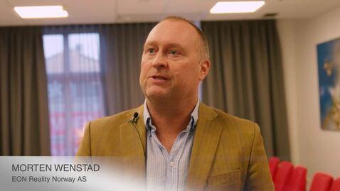 Thumbnail for entry Morten Wenstad om CriseIT