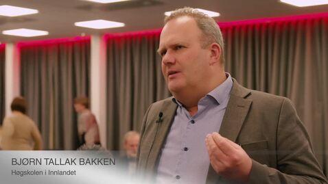 Thumbnail for entry Bjørn Tallak Bakken om CriseIT
