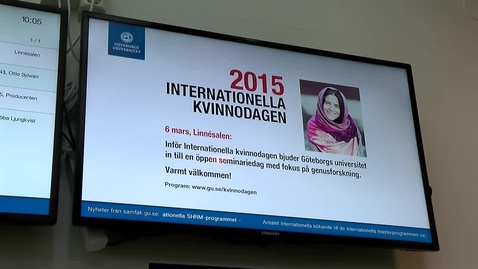 Miniatyr för inlägg Inför-reportage internationella kvinnodagen