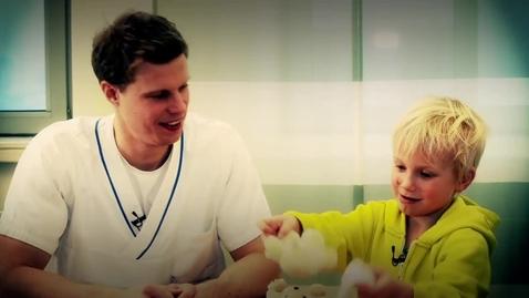 Miniatyr för inlägg Träffa Malin och Erik som läser på logopedprogrammet vid Göteborgs universitet