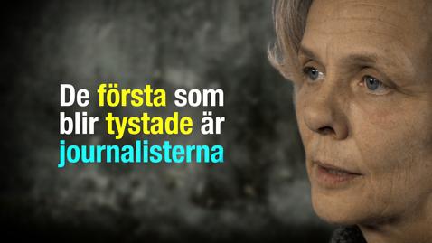 """Miniatyr för inlägg TALA: Tysta journalisterna och ta makten över """"sanningen"""""""