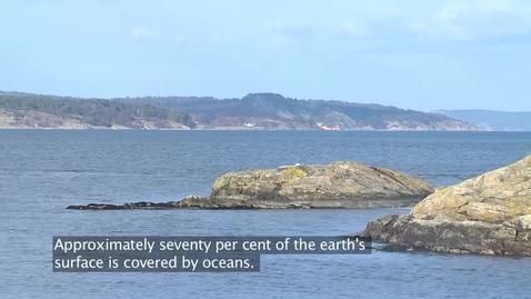 Miniatyr för inlägg Unique experiments on ocean acidification