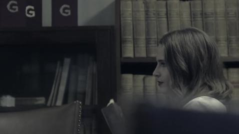 Miniatyr för inlägg Bli humanist! Träffa Rebecka Vilhonen som tog studieuppehåll för att bli kårordförande.