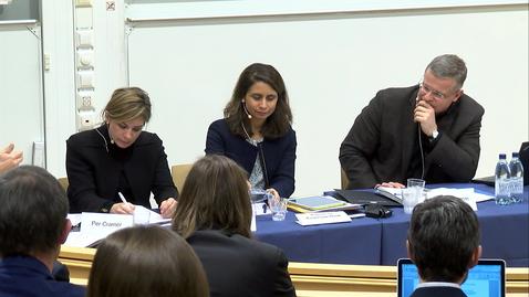 Miniatyr för inlägg Interdisciplinary Conference on the Transatlantic Trade and Investment Partnership