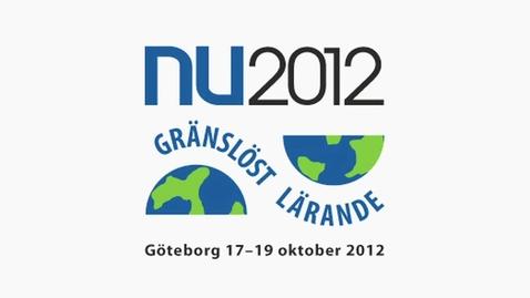 Miniatyr för inlägg NU-konferensen, Elisabeth Korsgaard Sorensen