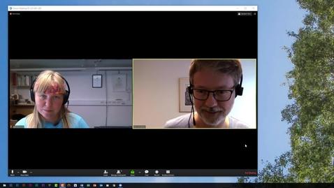 zoom onlinemöte - delta som student - del 2 inne i mötet
