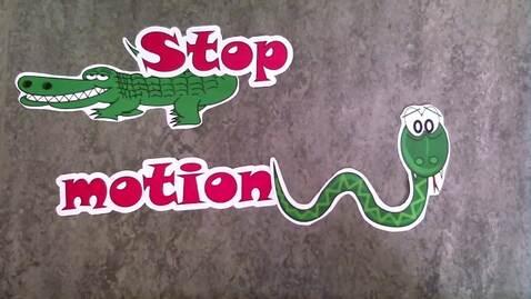 Miniatyr för inlägg StopMotion-animering