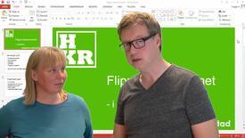 Miniatyr för inlägg Spela in röst till PowerPoint och spara som film