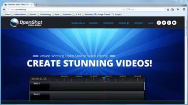 Video thumbnail for OpenShot gratis filmredigering - mer avancerad  redigering 2b88be56ed4de