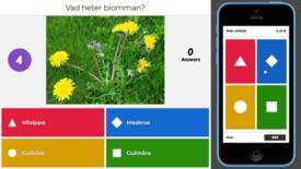 Miniatyr för inlägg Tävla med mobilen (Kahoot)