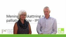 Miniatyr för inlägg Meningsfull skattning av palliativa behov IPOS