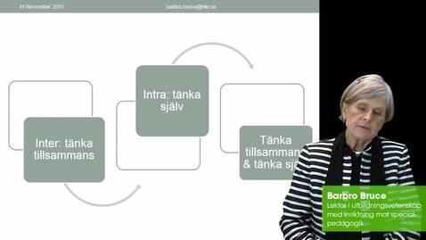 Miniatyr för inlägg Språkutveckling och lärande, del 3