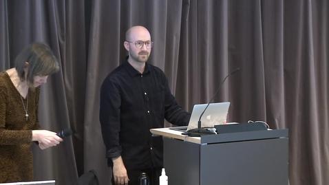 Miniatyr för inlägg MT-Live Jonathan Fried, prisad sajtmakare från Blankspot project