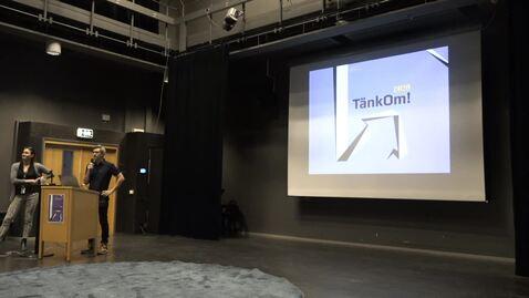 Miniatyr för inlägg TänkOm Presentationer Onsdag 15 jan kl 9-12