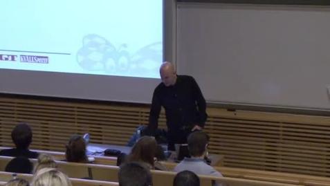 Miniatyr för inlägg Peter Frey – Agil utveckling inom mediebranschen  (del 2) / 2015