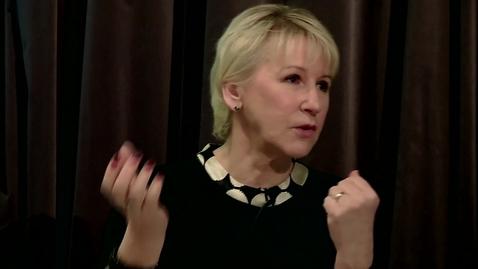Miniatyr för inlägg Möte med  utrikesministern i samtal om Sveriges utrikespolitik 13/2 2019