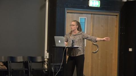 Miniatyr för inlägg Ellen Hallensjö – Ny på jobbet efter examen från IT, medier & design / 2018